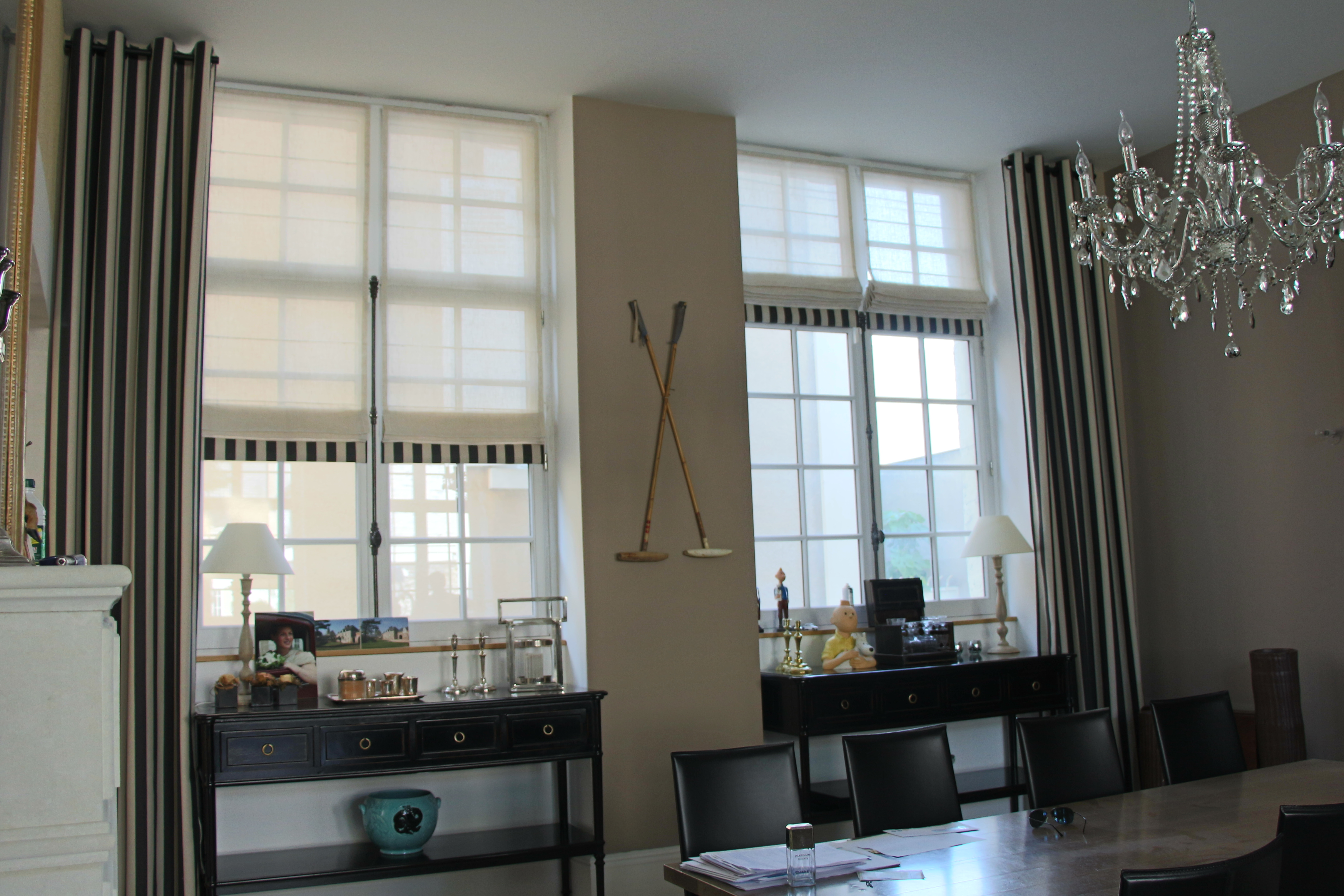 rideaux illets stores bateaux sur mesure angers. Black Bedroom Furniture Sets. Home Design Ideas