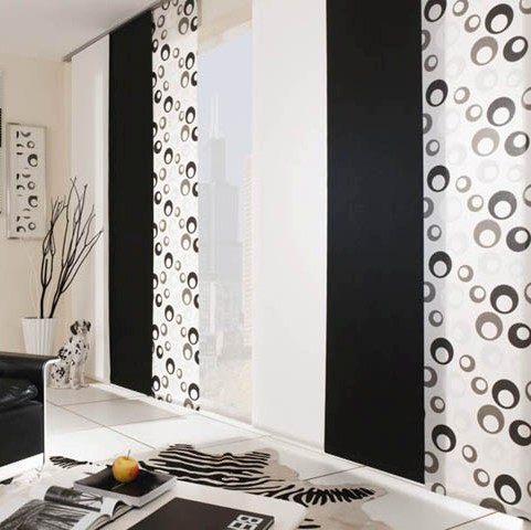 pin rideaux en ligne on pinterest. Black Bedroom Furniture Sets. Home Design Ideas