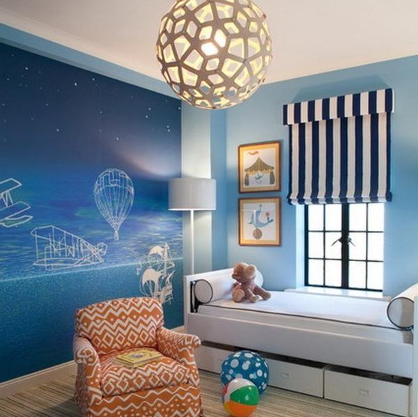 Store chambre enfant simple stores rouleaux chambre for Store pour chambre