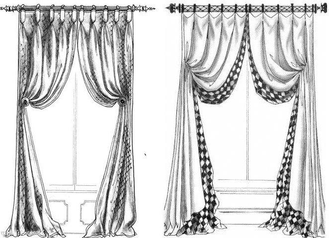 rideaux chateaux sur mesure