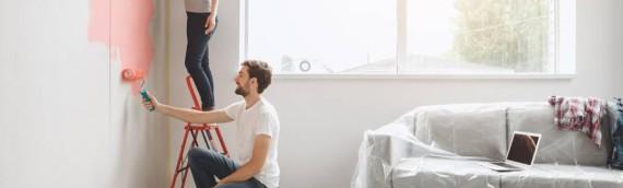 Les B.A.BA de la peinture de votre maison